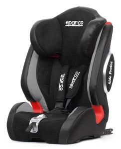 Fotelik Dziecięcy Samochodowy SPARCO F1000KIG ( 9-36kg ) - GRUBYGARAGE - Sklep Tuningowy